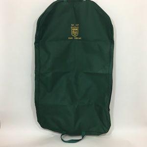 Evans Scholars WGA Par Club Suit Garment Bag Green